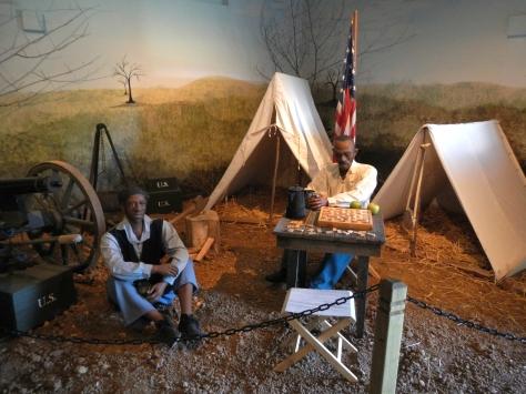 camp display