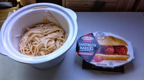 spaghetti pot