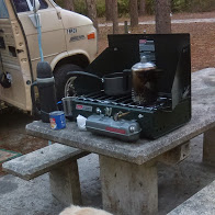 Oceanpond stove